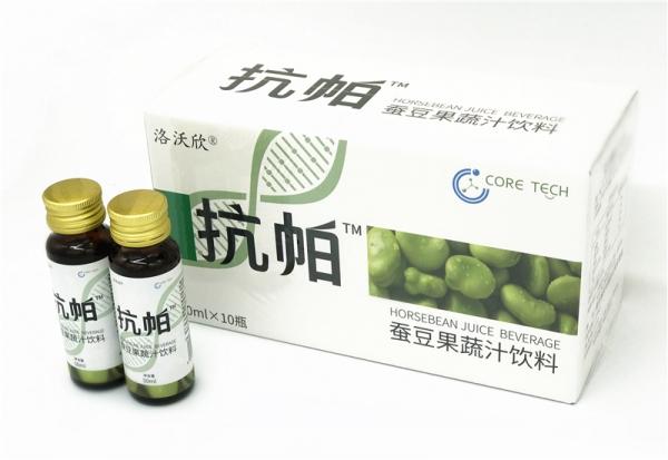 广州蚕豆果蔬汁饮料代加工
