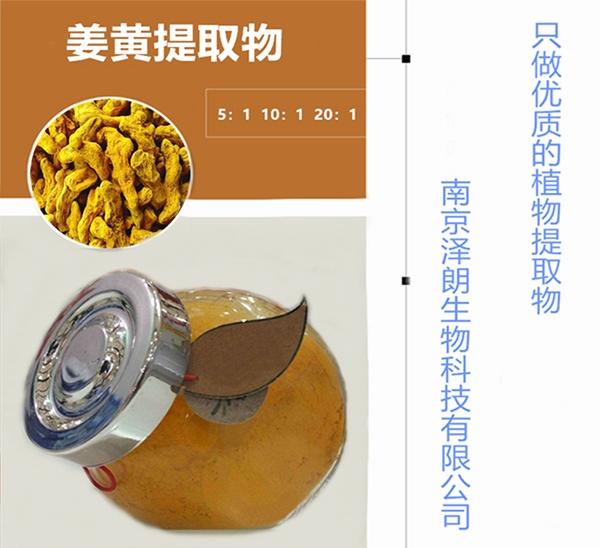 广州姜黄提取物